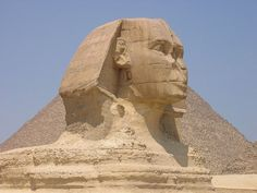 Great Sphinx, Egypt