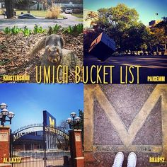 Students share their favorite moments at #UMich!