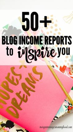 Blogging is hard, and it can take a long time until you see the fruits of your labor. Stay motivated with this list of 50+ blog income reports to inspire you!