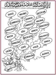 Atividades de Português 3ºano      Rérida Maria