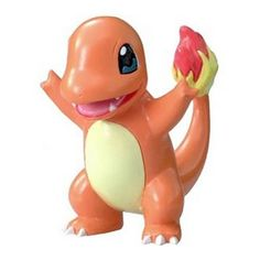 9.99 It's the fiery dinosaur Pokemon, Charmander, as an adorable 2-inch mini-figure! This Pokemon Monster Collection M-057 Charmander 2-Inch Mini-Figure, a Japanese import brought to you by Takara Tomy