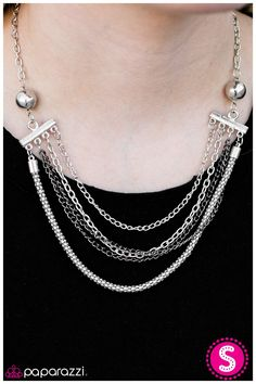 Metallic Mai Tai- Silver $5