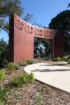Place of Reflection | Perth Australia | Plan E #landscape #architecture #australia