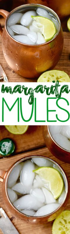 These Margarita Moscow Mules are the perfect combination of two favorite drink! Margaritas and Moscow Mules! These Margarita Moscow Mules are the perfect combination of two favorite drink! Margaritas and Moscow Mules! Fun Cocktails, Fun Drinks, Cocktail Recipes, Drink Recipes, Party Recipes, Alcoholic Beverages, Mixed Drinks, Summer Recipes, Party Food And Drinks