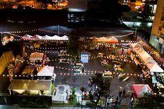 Butantan Food Park End.: Rua Agostinho Cantu, 47 - Butantã - zona Oeste - São Paulo. Horário de funcionamento: de segunda a quarta, das 11h às 16h. Quinta a sábado, das 11h às 22h. Domingos, das 12h às 19h