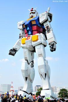 Gundam RX-78-2 Odaiba, Tokyo