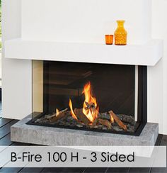 Contemporary Gas Fireplaces Westchester, Westchester Fireplace and ...