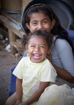 Children in El Salvador by Hideki Naito, via Flickr