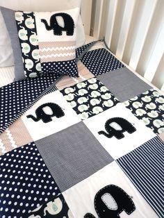 Quilt Pattern - Elephant