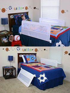 Lovely Mesh Bed Rails