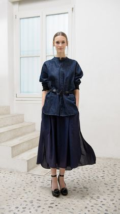 CollectionsFemme Spring-Summer 2014   Christophe Lemaire