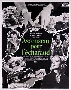Ascenseur pour l'échafaud (1957, Louis Malle) music by Miles Davis