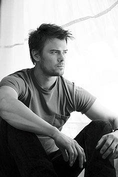 Josh Duhamel. I've had the hots for this guy for years...