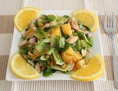 Spicy Orange Chicken Salad!