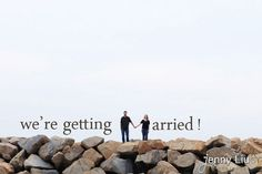I Love This!!!! creative engagement announcement