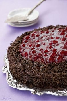 Torte Cake, Hungarian Recipes, Nutella, Paleo, Food And Drink, Sweets, Cookies, Chocolate, Baking