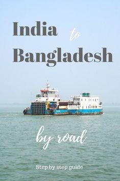 India to Bangladesh by road