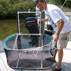 Fishing Live Bait Pen 4 x 2 x 2