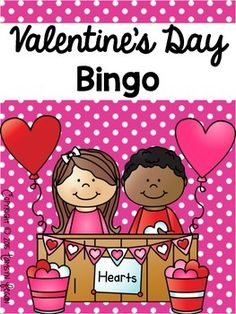 A fun game to play with your students for Valentine's Day. What's included: Valentine Vocabulary Call out Cards (Color and Black and White Printer Friendly different learners Bingo cards (Color and Black and White Version)*Printable cover up cards Valentine Bingo, Valentines Games, Valentines Day Activities, Valentines Gifts For Boyfriend, Valentines For Kids, Valentine Day Crafts, Happy Valentines Day, Valentine Nails, Valentine Ideas