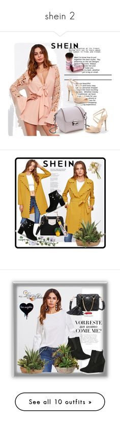 """shein 2"" by aida-1999 ❤ liked on Polyvore featuring National Tree Company, Vanity Fair, Post-It, Pier 1 Imports, Chanel and Green & Spring"