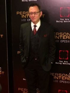 Michael Emerson - Person Of Interest #100thEpisodeParty