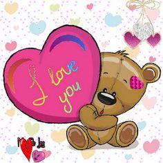 Good Night I Love You, Love You Gif, Dont Love Me, Good Night Gif, Cute Love Gif, My True Love, I Love You All, Love Is Cartoon, Cute Couple Cartoon