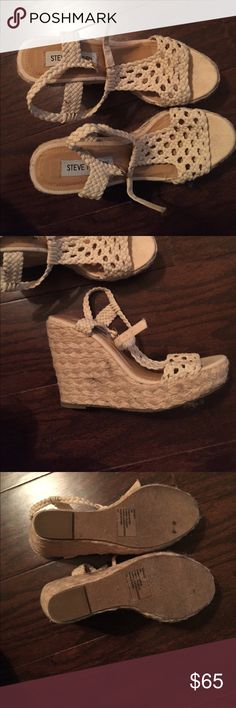 Steve Madden wedges Steven Madden Wedges Steve Madden Shoes Wedges