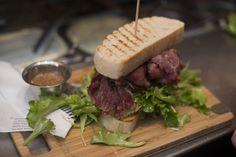 Pastrami NYC-King N°21 at Presse Bar Cuisine, Bremen