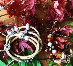 Trollbeads autumn inspiration. Get yourself a new bracelet for all the pretty autumn beads. How about a leather bracelet or a twisted bangle? Show here with our Switzerland exclusive and limited Zurich Film Festival Bead. Order yours now we only have a few left! Copenhagen Design, You Got This, Let It Be, Bangle, Bracelet, Zurich, Autumn Inspiration, Film Festival, Switzerland