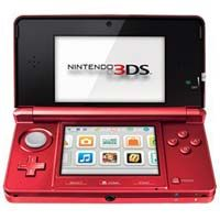 Nintendo  3DS System Flame Red $169.99