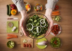 Dieta vegetariana: consigli e ricette su Melarossa.it!