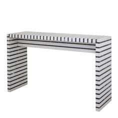 Foyer Console Table: Kelly Wearstler LINEAGE CONSOLE