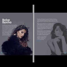 HEY HEY what you say?? We are gonna live and gonna #LOVE @beberexha right now! In this issue of #360Magazine ! #Yesterday full issue here: http://the360mag.com/issue.html