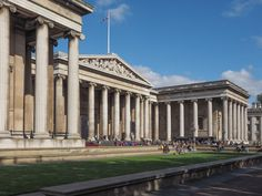 Check out the nearest station to the British Museum and book your train tickets with Trainline. Save an average of on trains to the British Museum. Elgin Marbles, Stone City, Museum Architecture, Best Digital Marketing Company, Valley Of The Kings, Free Museums, British History, British Museum, Wonders Of The World