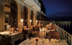 Luxury and Romantic Restaurants in Basel | Basel Shows #baselshows