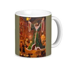 Spirit of Christmas Present Classic White Coffee Mug