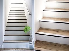 Im zweiten Teil der Flur-OG-Renovierung geht es heute um unsere Treppe.      Wir (also eigentlich mein Mann)haben uns damalsbeim Hausbau f...