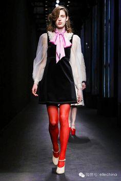 流行时尚:又是一季貌美的Gucci,我等这场秀等了半年! - 由ELLE中文网发表 - 文学城