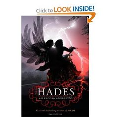 Hades (Halo)- Book two