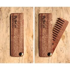 #doubledeuce combs are coming together in a big way! We've put everything we've learned into this comb and I think it might just be our best comb yet. It maintains it overall shape but the size has been increased by about 30% to hold the all new larger comb, available in fine and wide tooth pattern. Constructed in Sapele with a Makore comb this baby shimmers in the sun. #bigredbeardcombs #beard #beards #bearded #beardbalm #beardcomb #woodcomb #mustachewax #beardgang #beardlife #beardlove