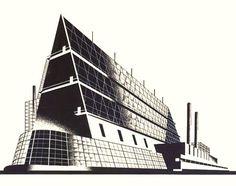 Constructivist ARchitecture & ART - Yakov Chernikhov