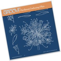 Home of the award-winning parchment embossing system. Embossing Tool, Agapanthus, Parchment Craft, Clever Design, Craft Shop, Cute Baby Clothes, Plate Sets, Paper Design, Jewelry Crafts