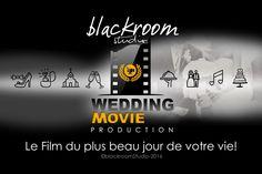 Wedding movie avec blackroomStudio