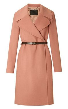 Marc Jacobs belted coat. So classic.