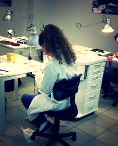At our lab Prepdental