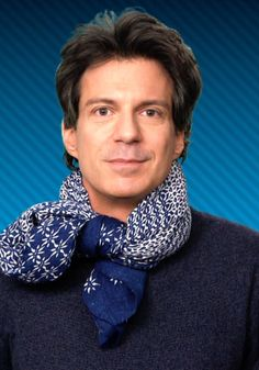 #AdamSays: 3 Scarf-Tying Tricks for Casual Chic