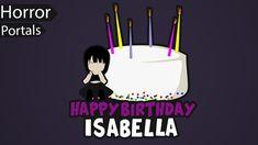 24) Horror Portals 🎂 Happy Birthday Isabella 🎂 Roblox Roblox