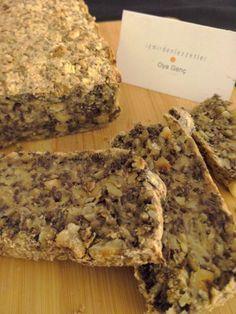Çekirdekli Yulaflı Unsuz Ekmek | İzmirdenlezzetler
