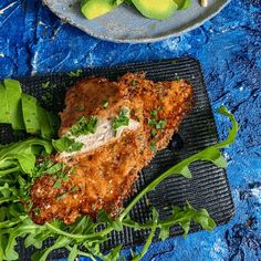 Gluten Free Chicken, Keto Chicken, Milanese Recipe, Chicken Milanese, Lowest Carb Bread Recipe, Flax Seed Recipes, Lunch Box Recipes, Food Categories, Cookbook Recipes