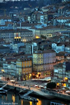 Porto Portugal, Douro, Working People, Times Square, Spain, Country, World, City, Places
